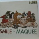 """SMILE usa display MAQUEE 12"""" X 12"""" DOUBLE-SIDED POSTER. THIS IS NOT AN LP OR CD"""