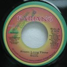 "SIZZLA jamaica 45 FROM LONG TIME 7"" Reggae KARIANG"