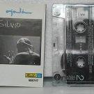 SILVIO RODRIGUEZ chile cassette OJALA Latin WEA excellent