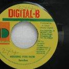 "SANCHEZ jamaica 45 MISSING YOU NOW 7"" Reggae DIGITAL-B"