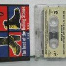 ROLLING STONES peru cassette JUMP BACK Rock SPANISH PRINT VIRGIN excellent