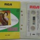 LIBERTAD LAMARQUE peru cassette DELICIAS MUSICALES Tango RCA