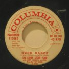 "KIRBY STONE FOUR usa 45 BUCK DANCE 7"" Vocal PROMO/WHITE LABEL/STICKER ON LABEL C"