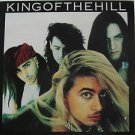 "KING OF THE HILL usa display S/T SELF SAME UNTITLED 12"" X 12"" DOUBLE-SIDED POSTE"