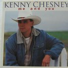 "KENNY CHESNEY usa display ME AND YOU Country 12"" X 12"" DOUBLE-SIDED POSTER. THIS"