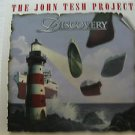 """JOHN TESH PROJECT usa display DISCOVERY 12"""" X 12"""" DOUBLE-SIDED POSTER. THIS IS N"""