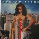 "HOWARD STERN usa display PRIVATE PARTS 12"" X 12"" DOUBLE-SIDED POSTER. THIS IS NO"