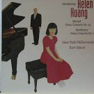 """HELEN HUAN usa display INTRODUCING 12"""" X 12"""" DOUBLE-SIDED POSTER. THIS IS NOT AN"""
