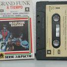 GRAND FUNK peru cassette A TIEMPO Rock SPANISH PRINT EMI excellent