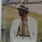 """GEORGE HOWARD usa display WHEN SUMMER COMES Pop 12"""" X 12"""" DOUBLE-SIDED POSTER. T"""