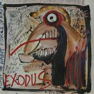 "EXODUS usa display FORCE OF HABIT 12"" X 12"" DOUBLE-SIDED POSTER. THIS IS NOT AN"
