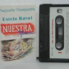 ESTELA RAVAL peru cassette NUESTRA MEMORIA Latin IEMPSA excellent