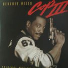 """EDDIE MURPHY usa display BEVERLY HILLS COP III 12"""" X 12"""" DOUBLE-SIDED POSTER. TH"""