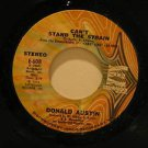 """DONALD AUSTIN usa 45 CAN'T STAND THE STRAIN/SEX PLOT 7"""" Rock EASTBOUND"""
