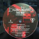 """DILATED PEOPLES & KANYE WEST usa 12"""" THIS WAY Dj WHITE JACKET CAPITOL"""