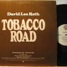 "DAVID LEE ROTH usa 12"" TOBACCO ROAD Rock PROMO WB excellent"