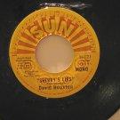 "DAVID HOUSTON usa 45 SHERRY'S LIPS 7"" Vocal MONO SUN"