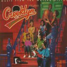 """CROOKLYN usa display VOLUME 1 12"""" X 12"""" DOUBLE-SIDED POSTER. THIS IS NOT AN LP O"""