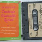 CREEDENCE CLEARWATER REVIVAL peru cassette THE BEST OF Rock SPANISH PRINT DC-118