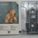 CREEDENCE CLEARWATER REVIVAL peru cassette 16 EXITOS Rock SPANISH PRINT EMI exce