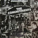 """COMMITMENTS usa display S/T SELF SAME UNTITLED 12"""" X 12"""" DOUBLE-SIDED POSTER. TH"""