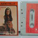 CLAUDIO VILLA venezuela cassette INTERNATIONAL HITS Italian BASF excellent