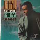 """CARL ANDERSON usa display FANTASY HOTEL 12"""" X 12"""" DOUBLE-SIDED POSTER. THIS IS N"""