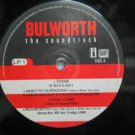 "BULWORTH usa 12"" THE SOUNDTRACK Dj WHITE JACKET INTERSCOPE"
