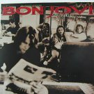 """BON JOVI usa display CROSS ROAD Rock 12"""" X 12"""" DOUBLE-SIDED POSTER. THIS IS NOT"""