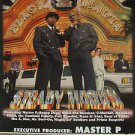 """BLACK MAFIA usa display STEADY MOBB'N 12"""" X 12"""" DOUBLE-SIDED POSTER. THIS IS NOT"""