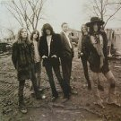 """BLACK CROWES usa display S/T SELF SAME UNTITLED Rock 12"""" X 12"""" DOUBLE-SIDED POST"""