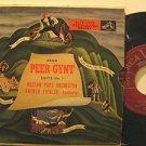 "ARTHUR FIEDLER usa EP PETER GYNT 7"" Classical HARD COVER RCA"