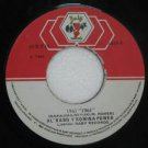 "AL BANO Y ROMINA POWER peru 45 1961 7"" Latin BABY"