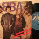 """ABBA germany 45 UNDER ATTACK 7"""" Pop PICTURE SLEEVE POLAR excellent"""