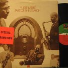 YUSEFF LATEEF usa LP PART OF THE SEARCH Jazz STICKER ON COVER ATLANTIC