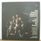 YANK LAWSON AND BOB HAGGART usa LP LIVE AT THE ROOSEVELT GRILL Jazz ATLANTIC