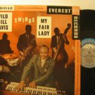 WILD BILL DAVIS usa LP SWINGS MY FAIR LADY Jazz EVEREST