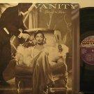 VANITY usa LP SKIN ON SKIN Soul WITH ORIGINAL INNER SLEEVE/PROMO MOTOWN excellen