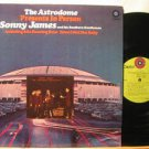 SONNY JAMES usa LP THE ASTRODOME PRESENTS IN PERSON Country CAPITOL excellent