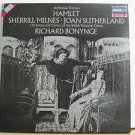 SHERRILL MILNES & JOAN SUTHERLAND usa LP HAMLET Classical BOX SET LONDON excelle