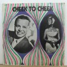 SAMPLER usa LP CHEEK TO CHEEK Jazz PRIVATE