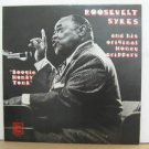 ROOSEVELT SYKES usa LP BOOGIE HONKY TONK Jazz OLDIE-BLUES