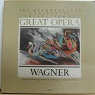 RICHARD WAGNER usa LP SCENES Classical BOX SET TIME-LIFE excellent