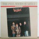 PHIL WOODS QUARTET usa LP VILLAGE VANGUARD Jazz PRIVATE