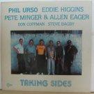 PHIL URSO usa LP TAKING SIDES Jazz PRIVATE