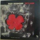 PAUL DESMOND usa LP SKYLARK Jazz CTI