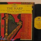 NICANOR ZABALETA germany LP THE HARP Classical 139419 DEUSTCHE GRAMMOPHON excell