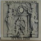 MAYNARD FERGUSON usa LP IT'S MY TIME Jazz PRIVATE