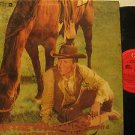 MARTY ROBBINS germany LP IN THE WILD WEST PART 4 Country CBS excellent