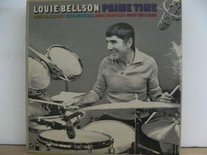 LOUIE BELLSON usa LP PRIME TIME Jazz CONCORD